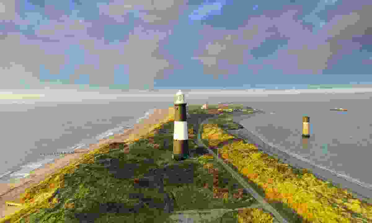 Spurn Lighthouse (George Stoyle)