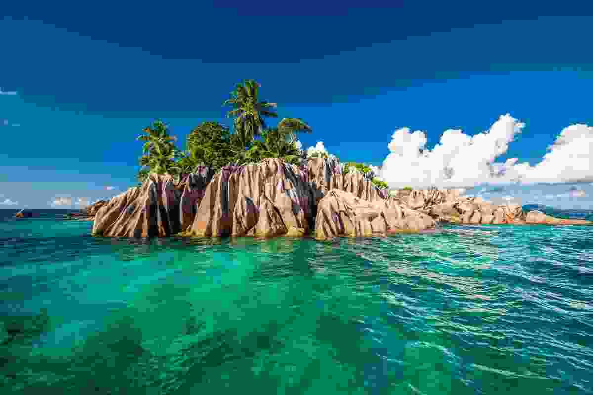 St Pierre in The Seychelles (Shutterstock)