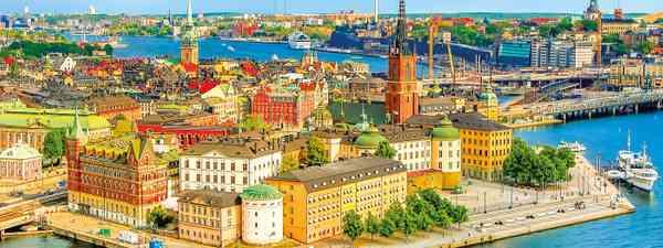 Stockholm skyline (Shutterstock)