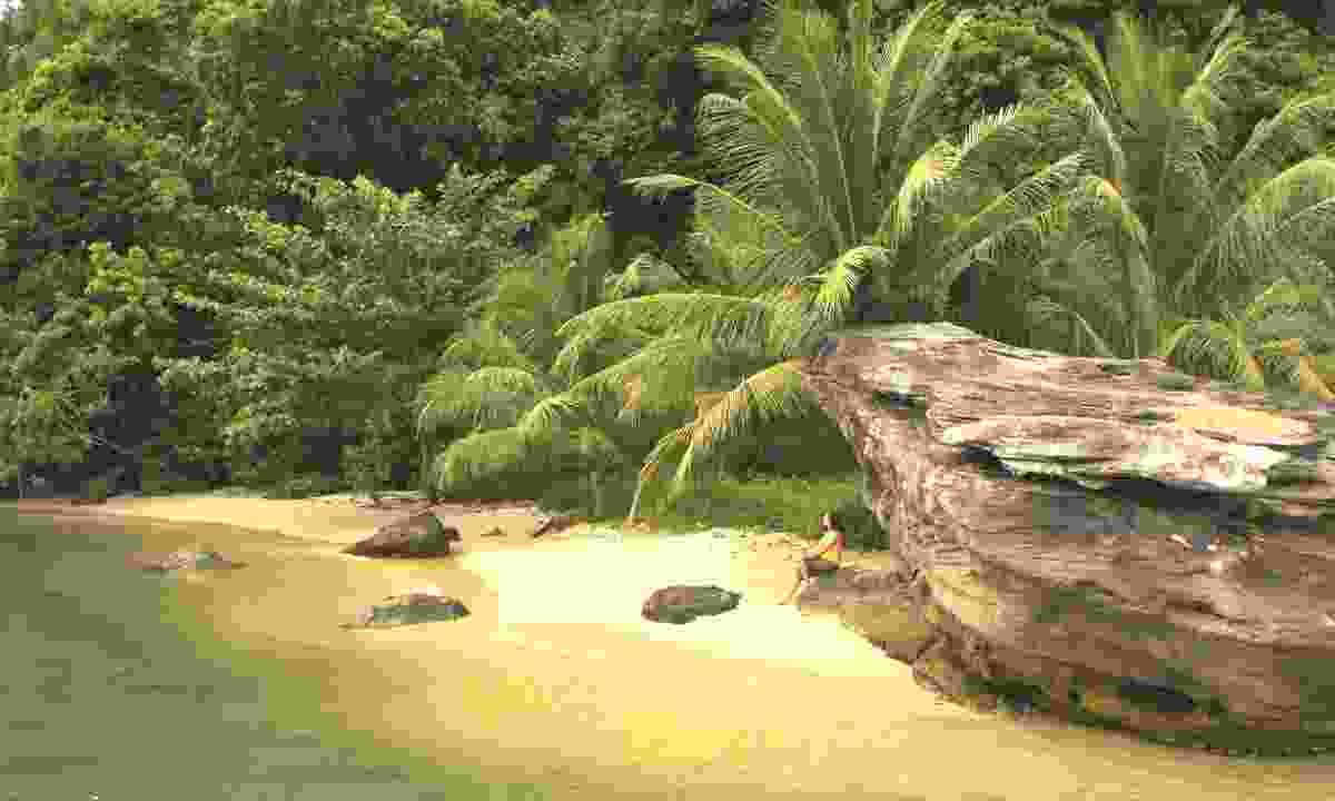 A small beach in Ream National Park, Cambodia (Shutterstock)
