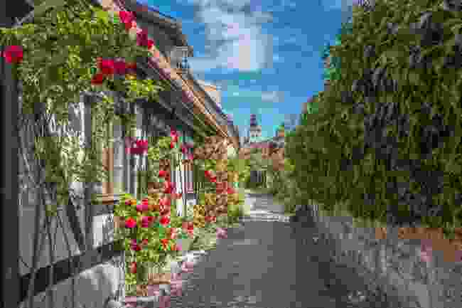 Visby, Sweden (Shutterstock)