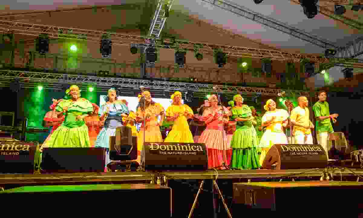 The World Creole Music Festival celebrates Creole culture