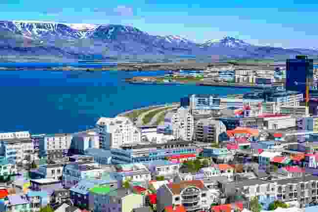 Esja, Iceland (Shutterstock)