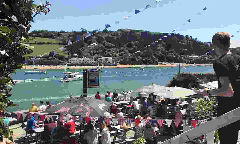 Soak in the sea views (The Ferry Inn)