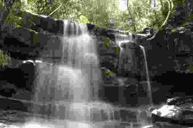 Guarani waterfall in Ybycui National Park, Paraguay (Shutterstock)