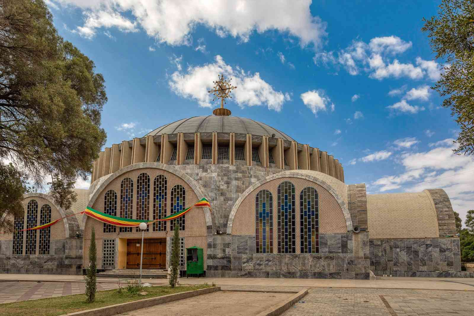Church of Our Lady St Mary of Zion, Ethiopia (Shutterstock)