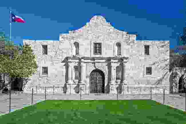 The Alamo, San Antonio (Dreamstime)