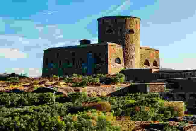 Carlsten Fortress (Shutterstock)