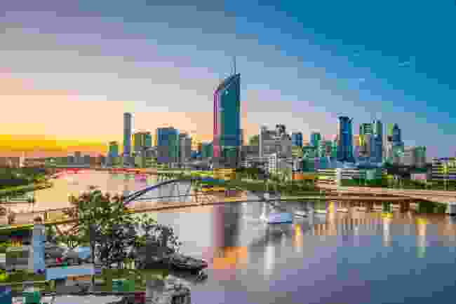 Brisbane, Australia (Shutterstock)