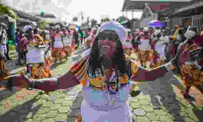 Festival fun in Bluefields (Nicaragua Tourism Board)