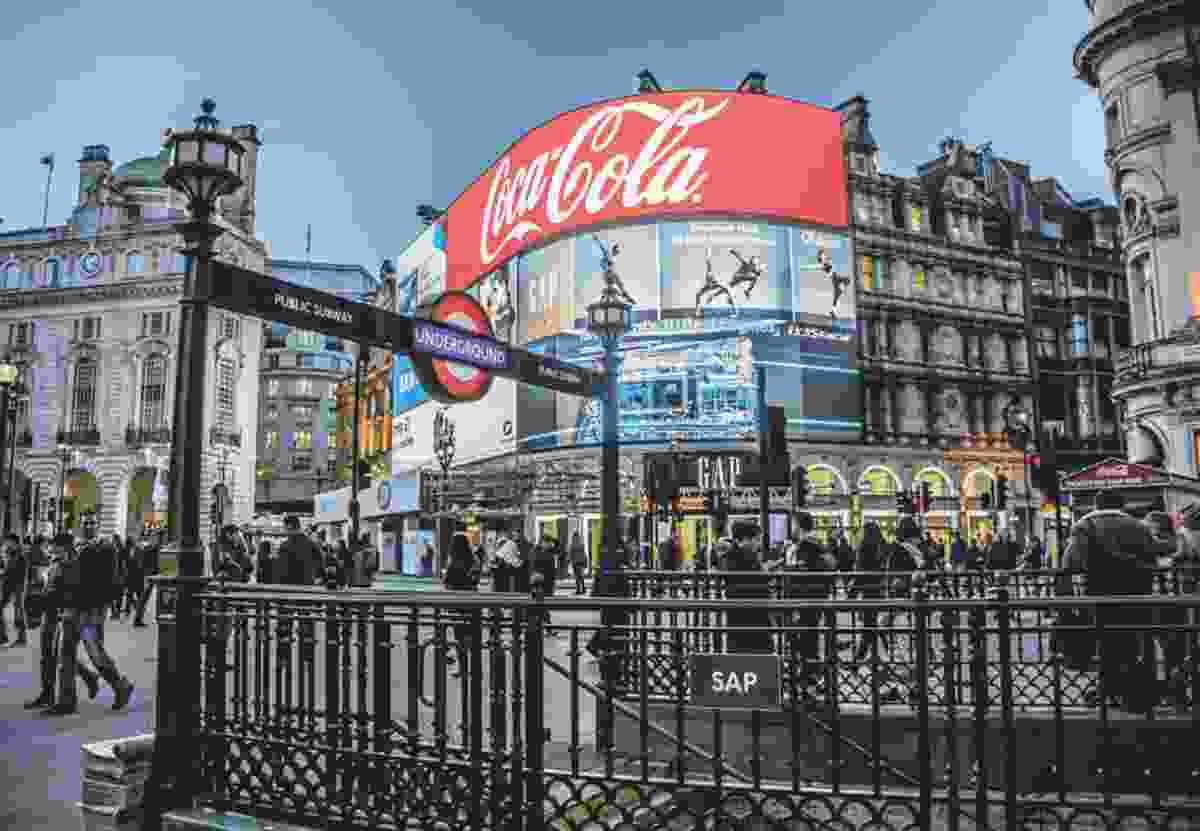 Piccadilly Circus (Stephen Martin)