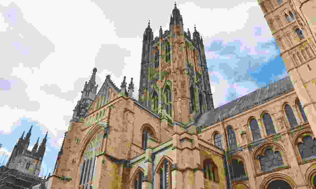 Canterbury Cathedral (Phoebe Smith)