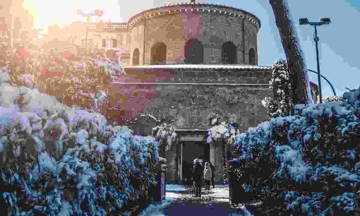 Mausoleum of Santa Costanza (Shutterstock)