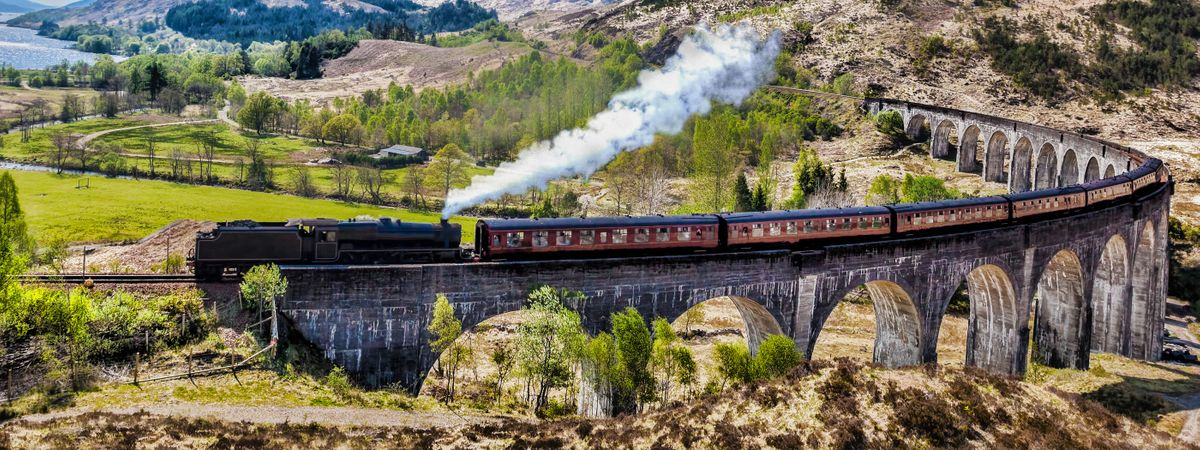 Get onboard: 5 reasons to explore Scotland by rail