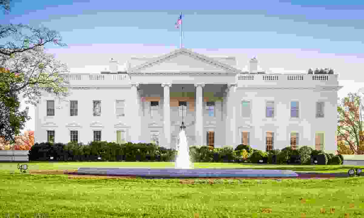 The White House (Shutterstock)