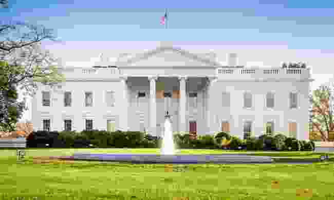 The White House (Shutterstock)