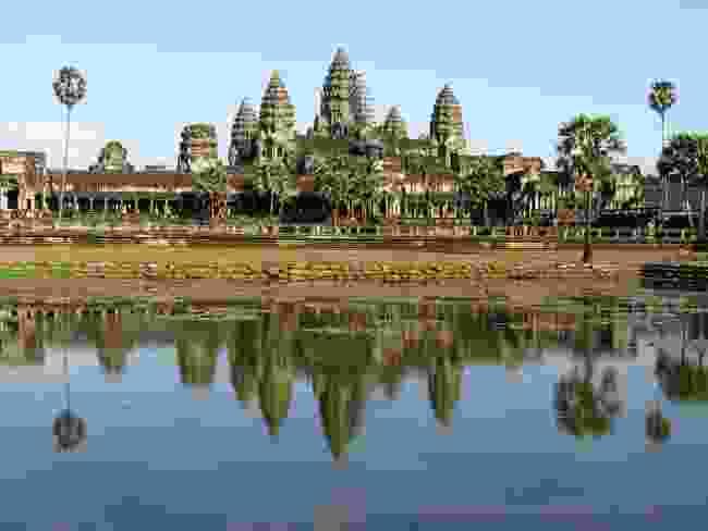 Angkor Wat, Siem Reap. (Dreamstime)
