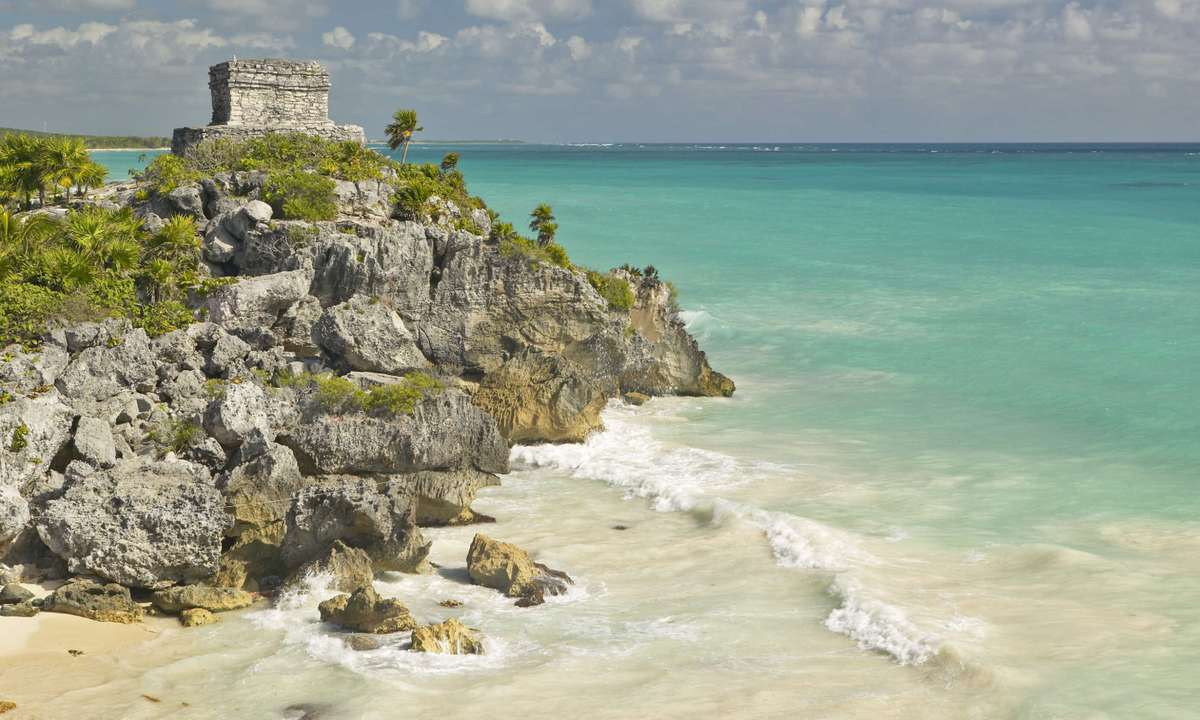 Tulum Ruins in Quintana Roo, Mexico (Dreamstime)
