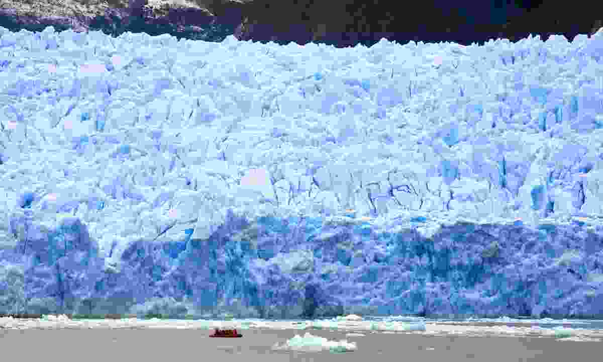 Experts predict that San Rafael glacier will have melted by 2030 (Dreamstime)