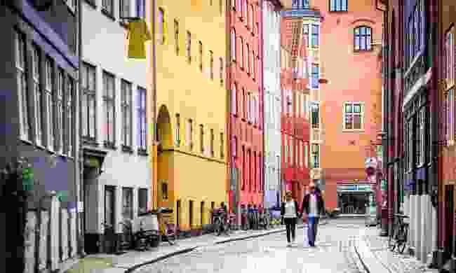 Magstraede, one of Copenhagen's oldest lanes (Dreamstime)