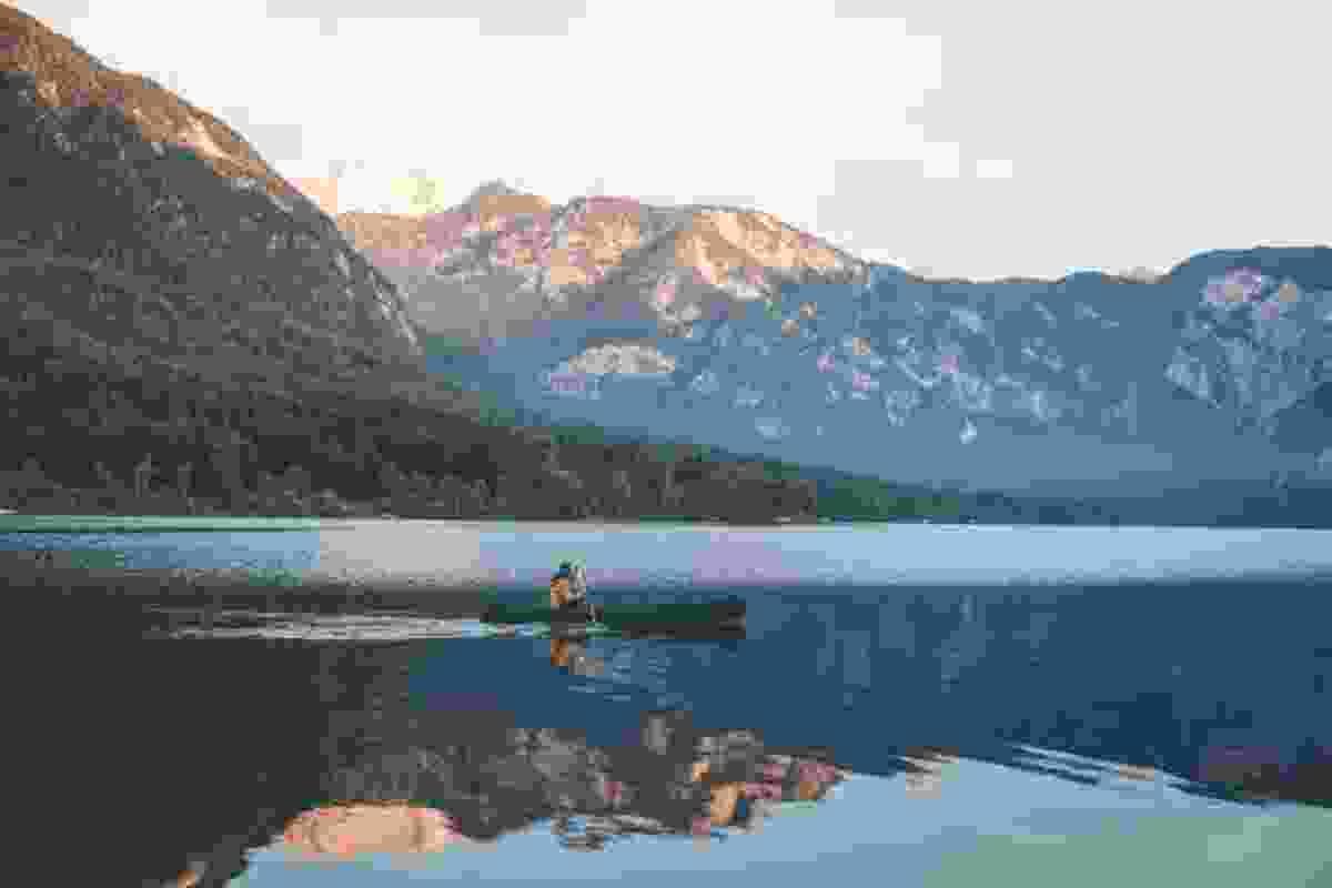Lake Bohinj (Slovenian Tourist Board)