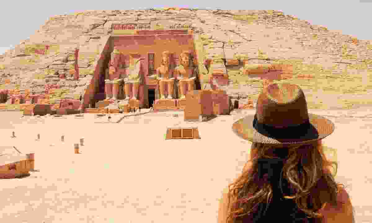 Explore Egypt's ancient pyramids and ruins (Abercrombie & Kent)