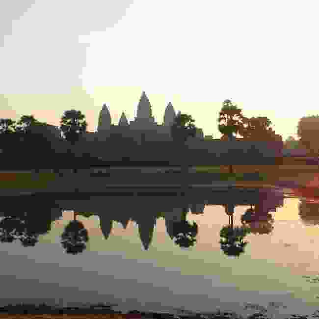 Marianne can't wait to get back to Angkor Wat (Marianne Jones)