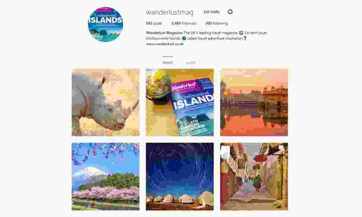 Follow @wanderlustmag on Instagram for travel inspiration (Instagram: @wanderlustmag)