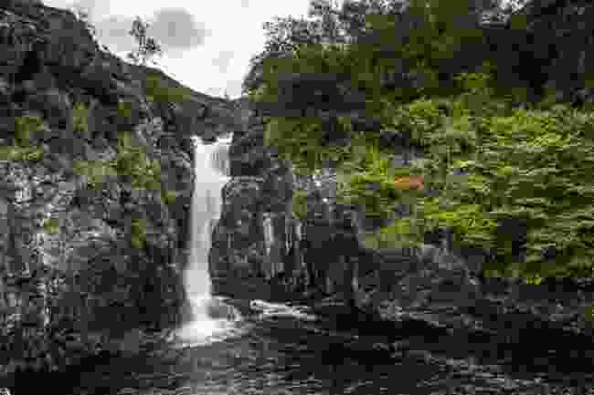 Falls of Kirkaig (Kav Dadfar)