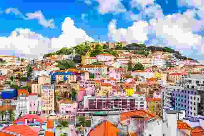 View over Lisbon (Shutterstock)