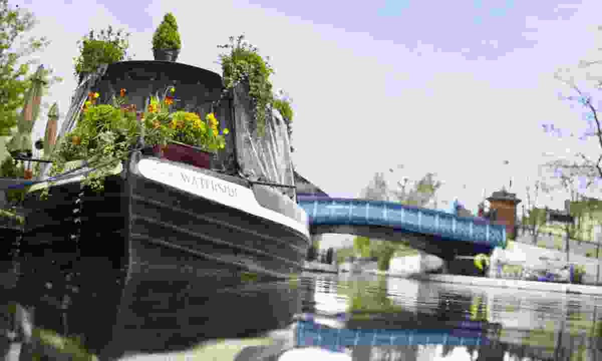 Little Venice, London (Canal & River Trust)