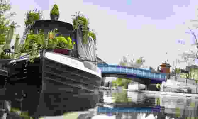 Little Venice, London (Canal & River Trust)