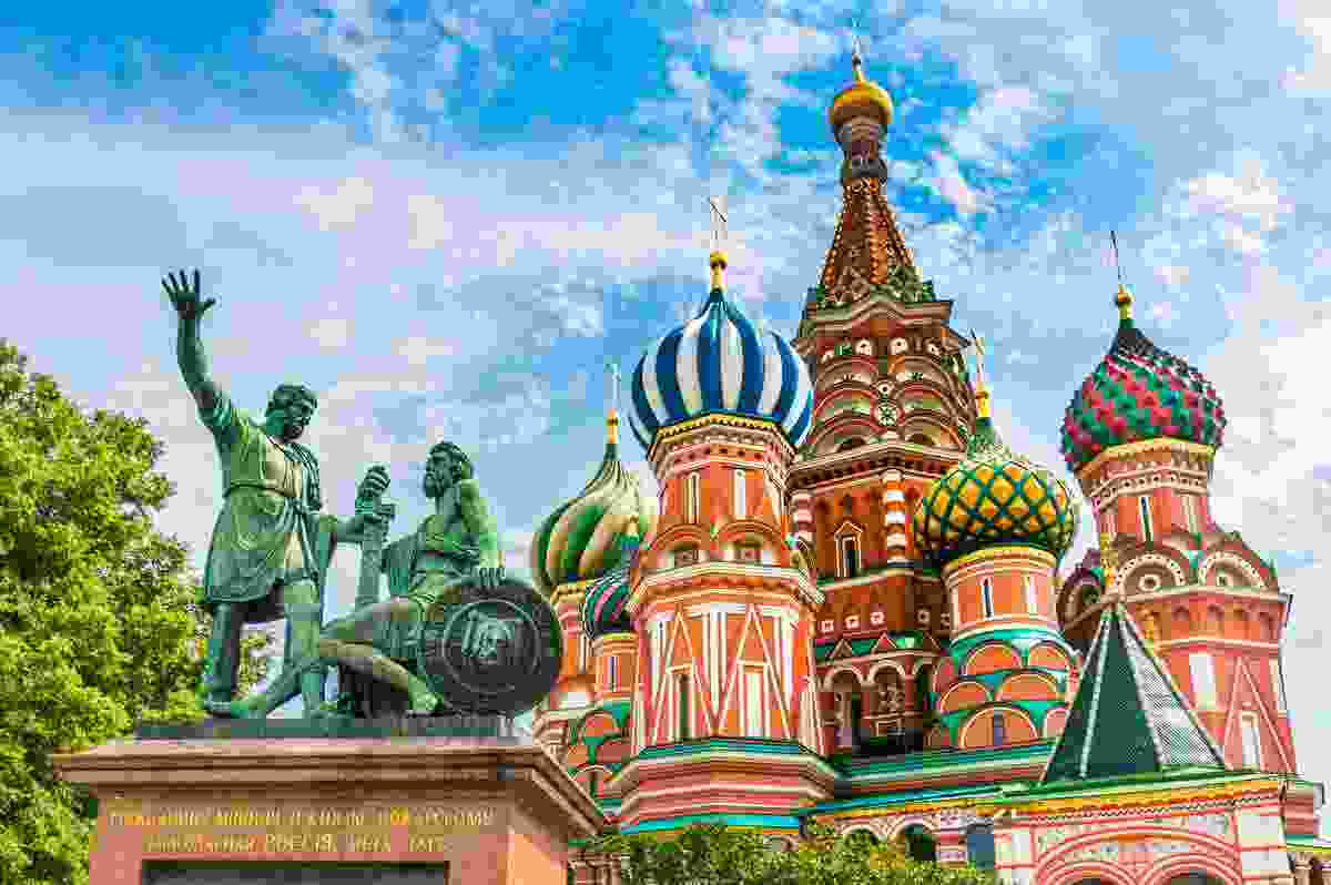 Moscow, Russia (Shutterstock)