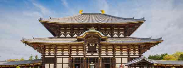 Nara, Japan (shutterstock)