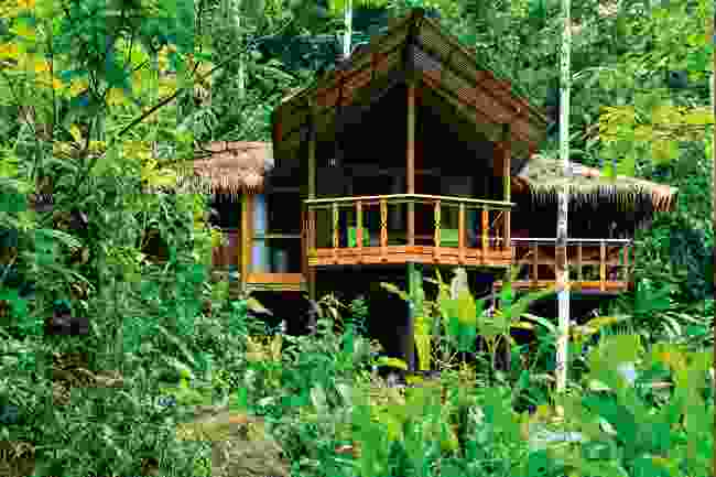 The one, the only: Pacuare Lodge (Pacuare Lodge)