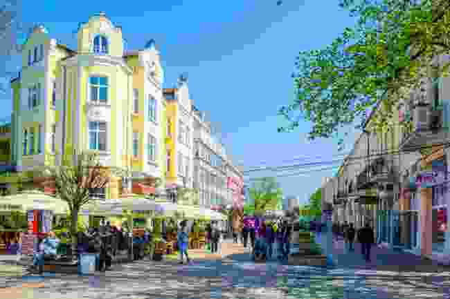 Ruse, Bulgaria (Shutterstock)