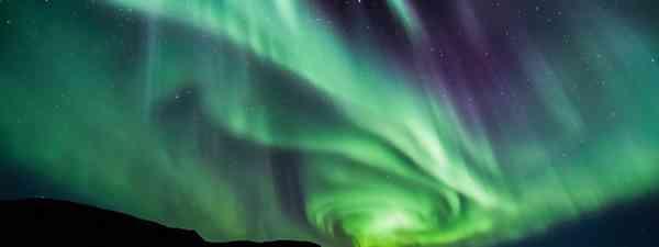 the northern lights (Shutterstock)