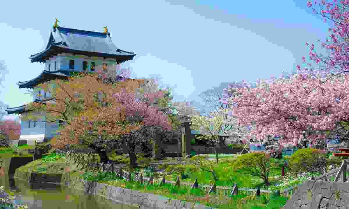 Matsumae Castle (Shutterstock)