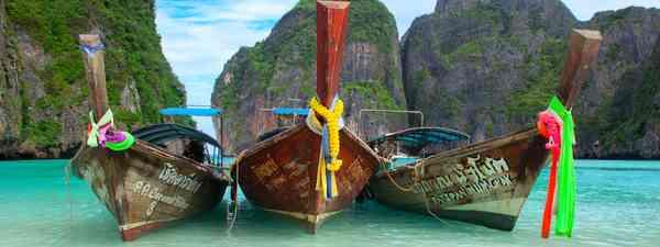 Krabi, Thailand (Shutterstock)