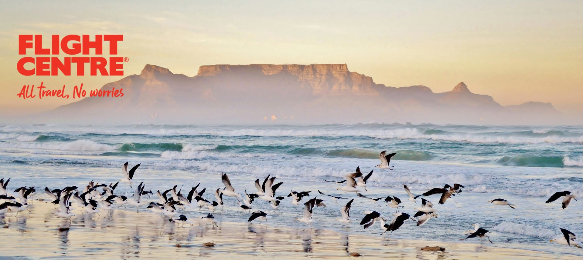 Table Mountain, South Africa (Shutterstock)