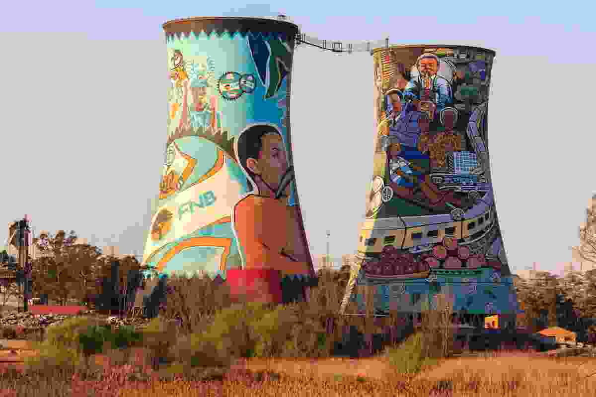 Soweto Towers in Johannesburg, South Africa (Shutterstock)