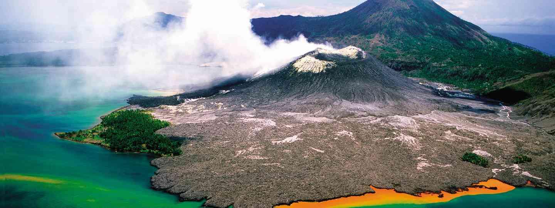 Papua New Guinea island (PNGTPA)