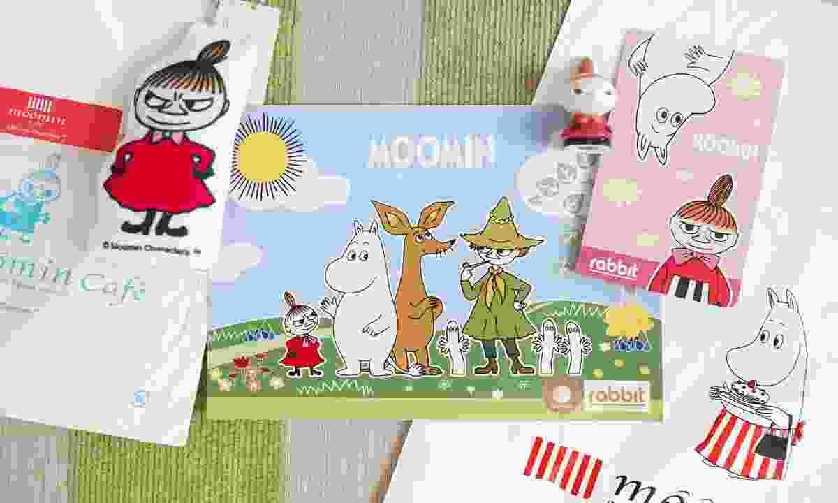 Moomins Memorabillia (Dreamstime)