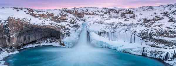 Aldeyjarfoss, Northern Highlands, Iceland (Markus van Hauten)