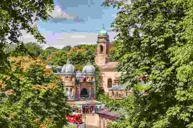 Buxton, UK (Shutterstock)