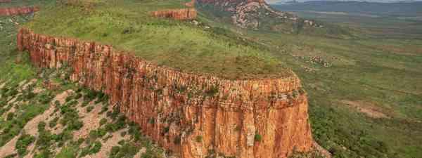 Kimberley Plateau, Western Australia (Shutterstock)