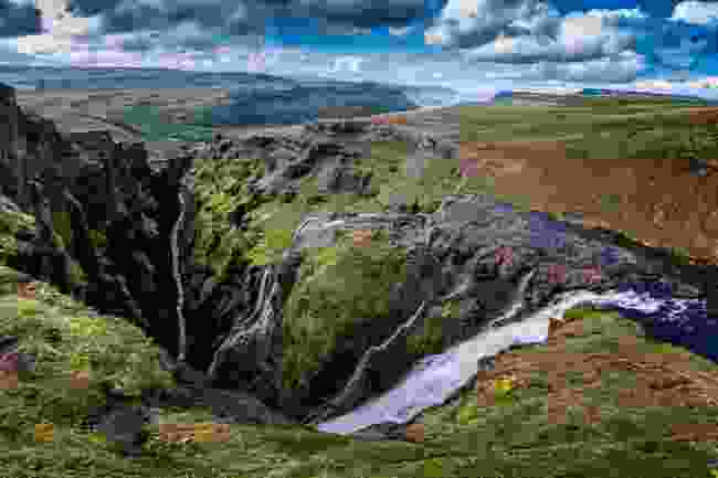 Glymur, Iceland (Shutterstock)