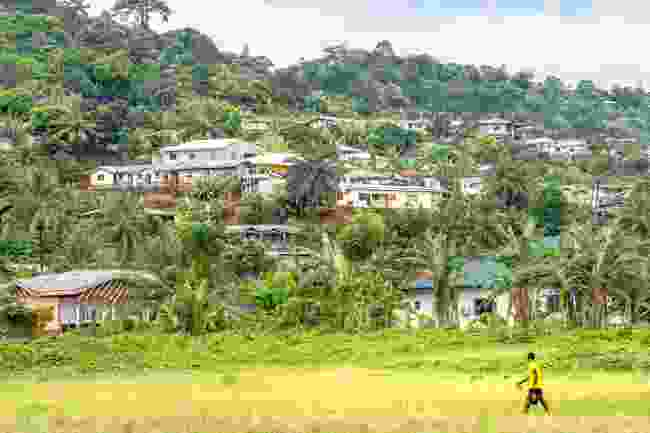 Limbe, Cameroon (Shutterstock)