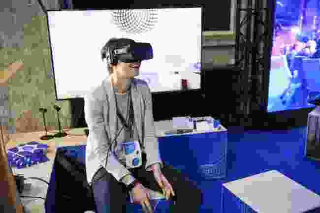 Enjoy a virtual reality experience in Estonia (Kristi Sits)