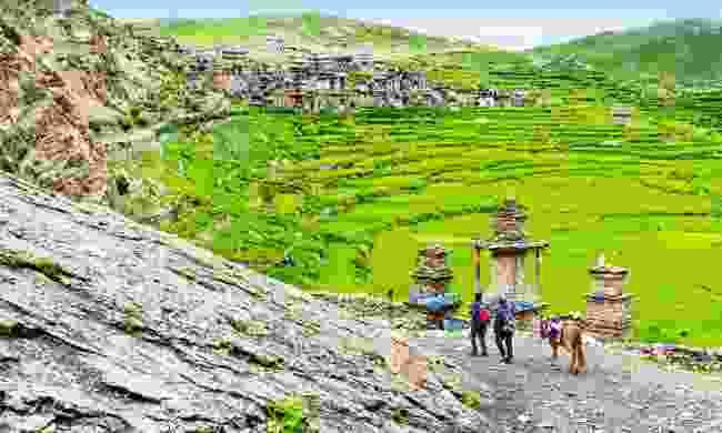 Nar village (Shutterstock)